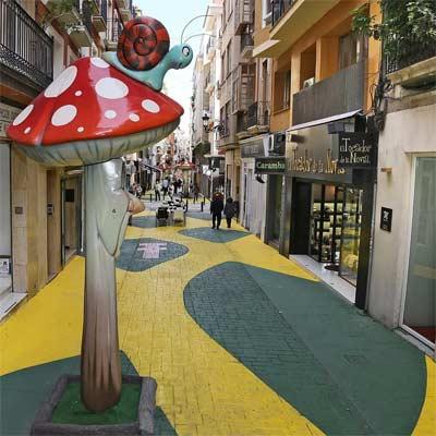Tiendas en Alicante