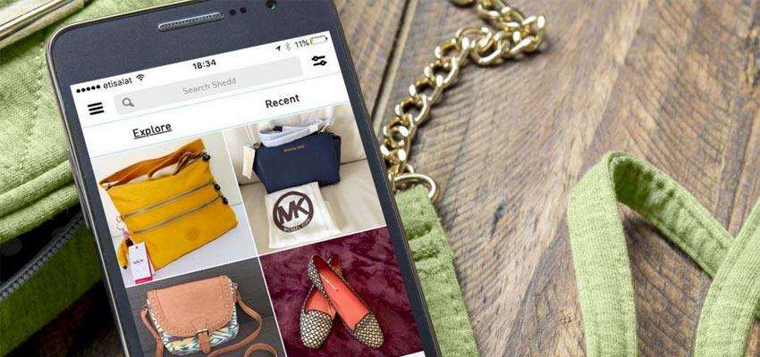 Aplicaciones móviles para comprar artículos de segunda mano entre particulares