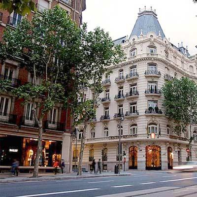 Barrio de Salamanca Madrid
