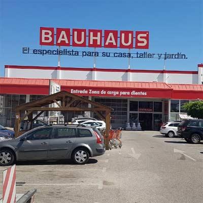 Tienda Bauhaus Málaga