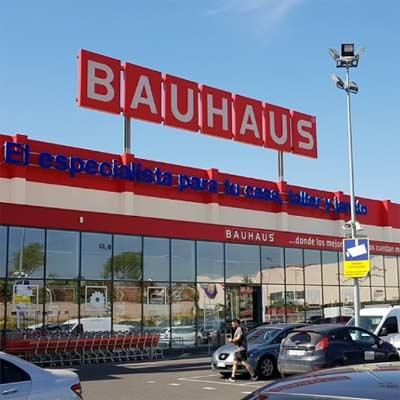 Tienda Bauhaus Valencia