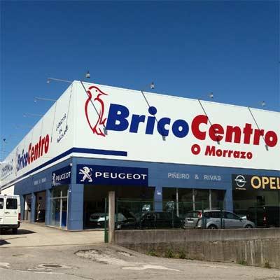 Tienda BricoCentro Cangas