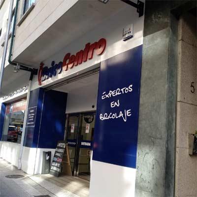 Tienda BricoCentro Pontevedra
