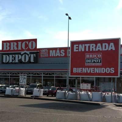 Tienda BricoDepot Avilés