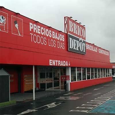 Tienda BricoDepot Ferrol
