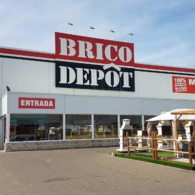 Tienda BricoDepot León