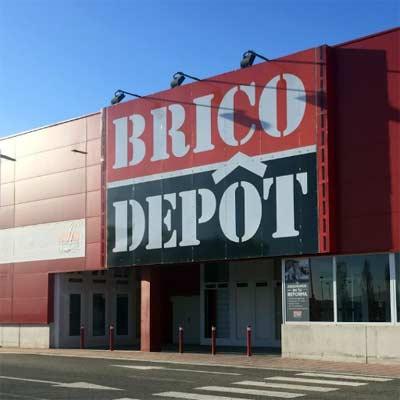 Tienda BricoDepot Pamplona