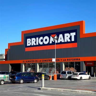 Tienda Bricomart Alcobendas