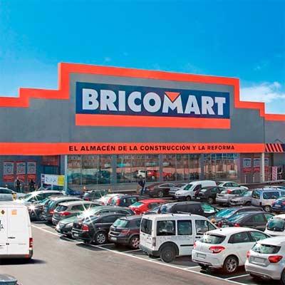 Tienda Bricomart Burgos