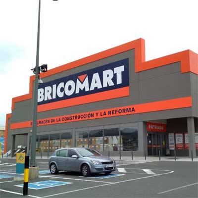 Tienda Bricomart Jinamar