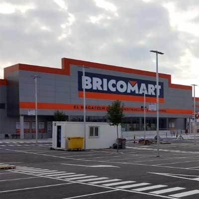 Tienda Bricomart Terrassa