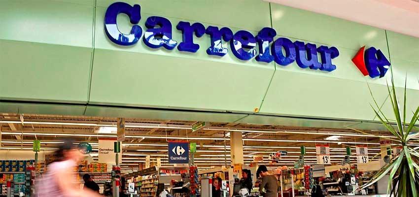 Localizador de tiendas y horarios Carrefour