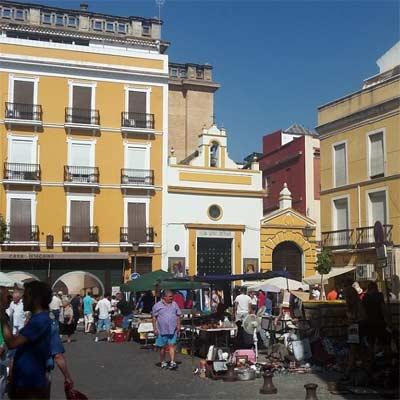 Calle Feria Sevilla