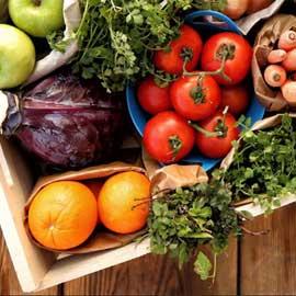 Alimentos del productor al consumidor gracias al desarrollo del comercio online