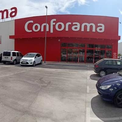 Tienda Conforama Almería
