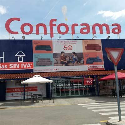Tienda Conforama Burjassot