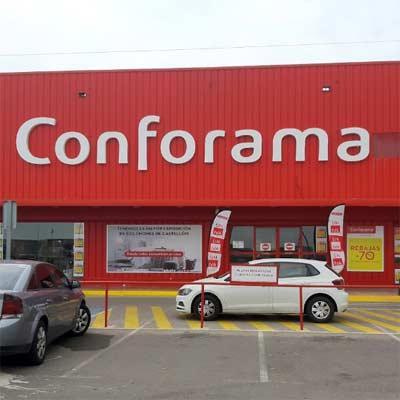 Tienda Conforama Castellón