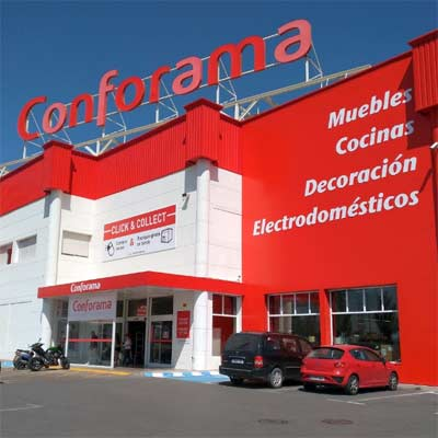 Tienda Conforama Granada