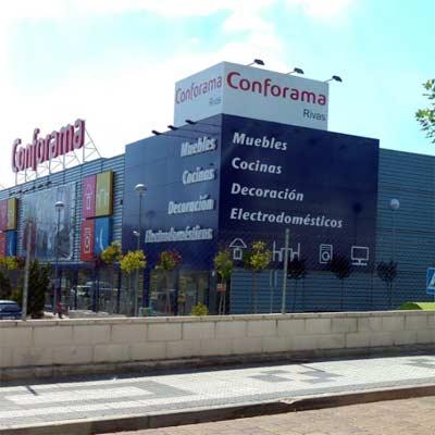 Tienda Conforama Rivas