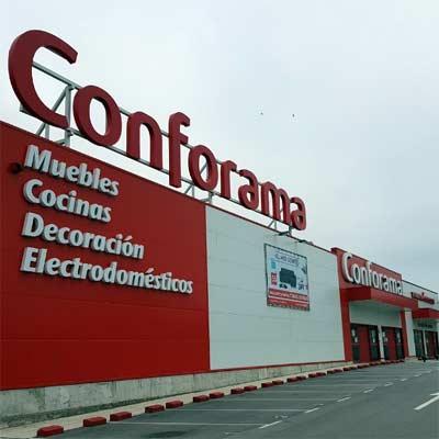 Tienda Conforama Santander