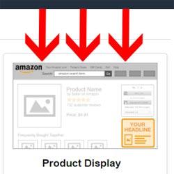 Amazon detalle de producto