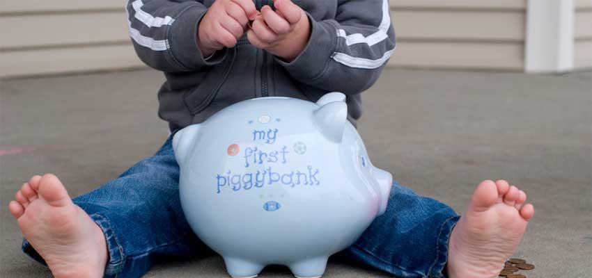 Educar a los niños sobre el ahorro
