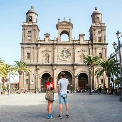 Tiendas en Las Palmas
