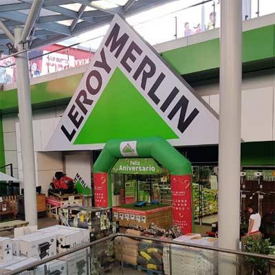 Tienda Leroy Merlin A Coruña