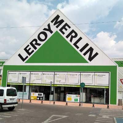Tienda Leroy Merlin Aldaia