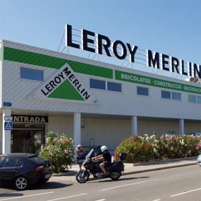 Tienda Leroy Merlin Badalona