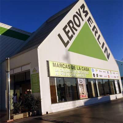 Tienda Leroy Merlin Cartagena