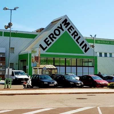 Tienda Leroy Merlin Gandia