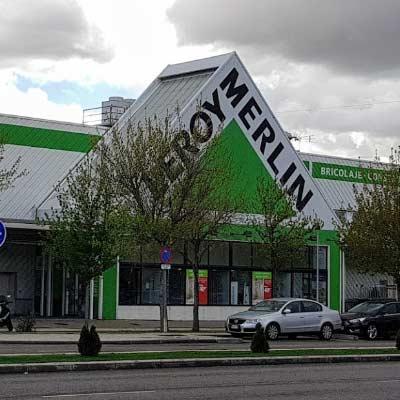 Tienda Leroy Merlin Getafe