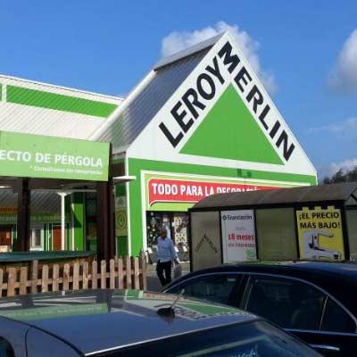Tienda Leroy Merlin Gijón