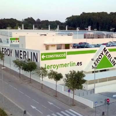 Tienda Leroy Merlin Girona