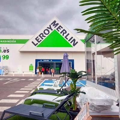 Tienda Leroy Merlin Jaén