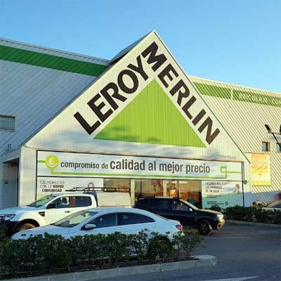 Tienda Leroy Merlin La Pobla Vallbona