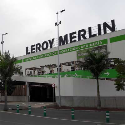 Tienda Leroy Merlin Las Palmas