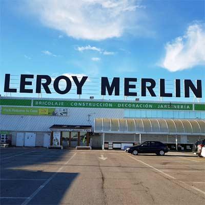 Tienda Leroy Merlin Las Rozas