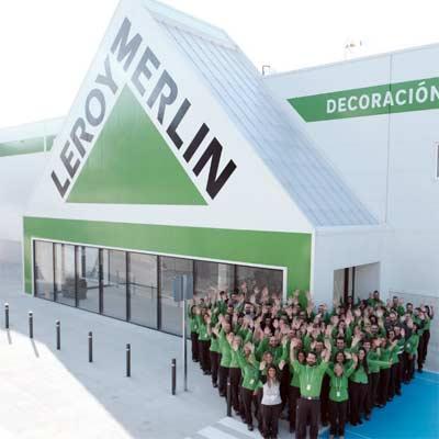 Tienda Leroy Merlin Ourense