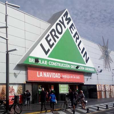 Tienda Leroy Merlin Roquetas de Mar