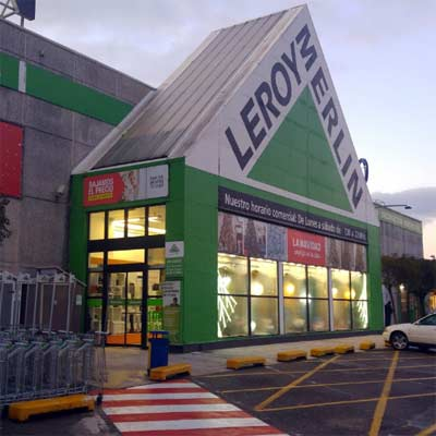 Tienda Leroy Merlin Santander