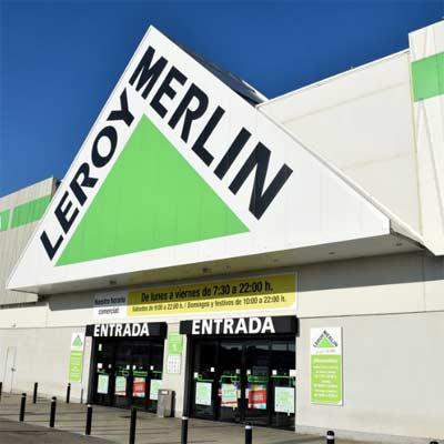 Tienda Leroy Merlin Valladolid