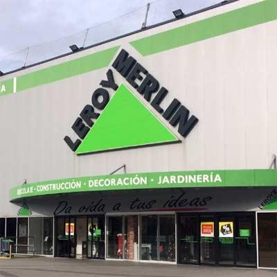 Tienda Leroy Merlin Vitoria