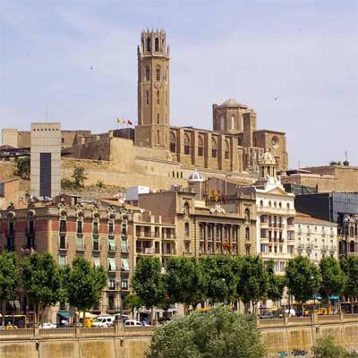 Tiendas en Lleida