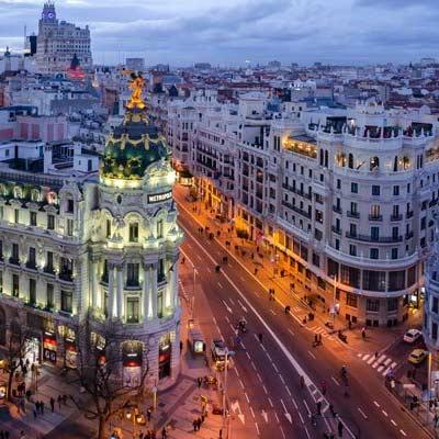 Tiendas en Madrid