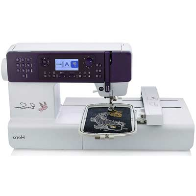 Máquinas de coser automáticas
