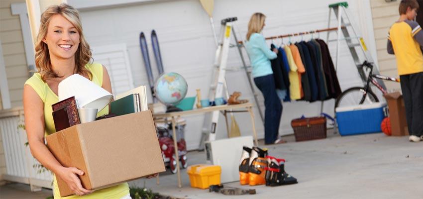 Objetos de segunda mano una ayuda para el hogar
