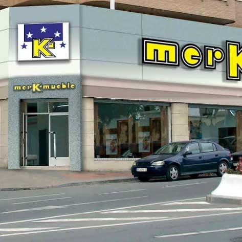 Tienda Merkamueble Ceuta