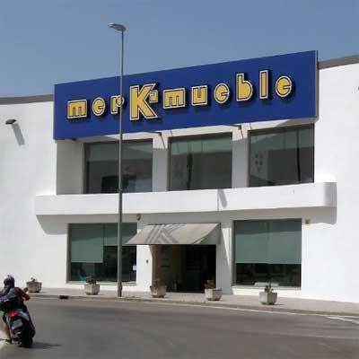 Tienda Merkamueble Jerez